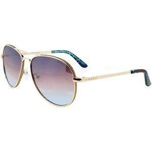 GUESS GU7555-33F-59  Sunglasses